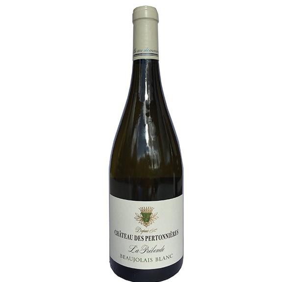 Beaujolais Blanc Cuvée La Prébende