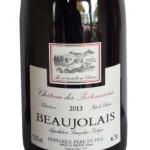 Beaujolais Rouge Cuvée «Sélection Fût de Chêne»