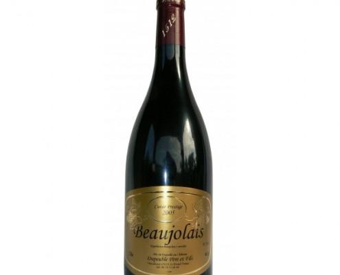 beaujolais rouge cuvée prestige