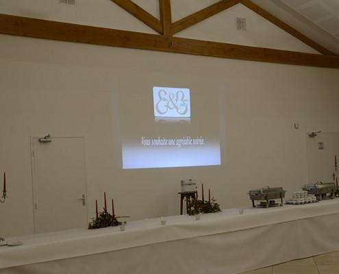 Salle de réception Beaujolais Dupeuble