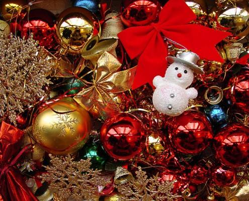 Marché de Noël dans le beaujolais
