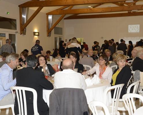 Salle de réception beaujolais mariage