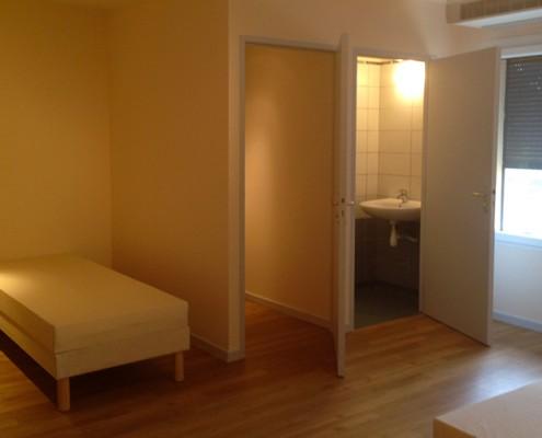 Salle de réception beaujolais chambre